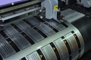 Print&Cut ฉลากสินค้าด้วยเครื่อง Mimaki cjv30-130